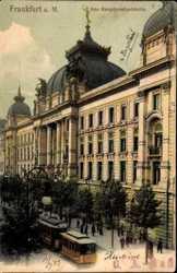 Hauptpostgebäude