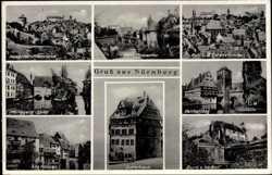 Lorenzkirche, Burg, Mohrentor