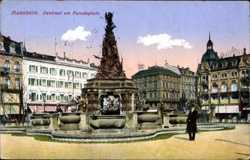 Denkmal Paradeplatz