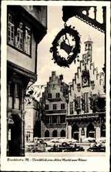 Durchblick vom Alten Markt