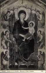 Chiesa di S.M. Novella, Madonna e Figlio