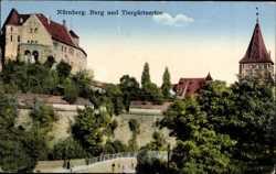Burg, Tiergärtnertor