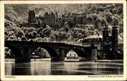 Brücke und Schloss