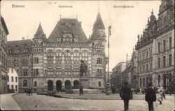 Domsheide, Gerichtsgebäude