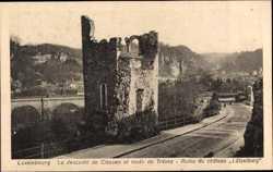 Ruine du chateau Lützelburg