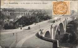 Le Pont Adolphe, Viaduc
