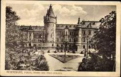 Thurn und Taxis Schloss