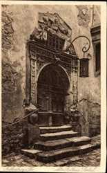 altes Rathaus, Portal