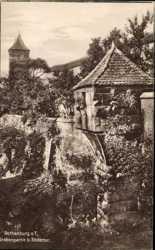 Rodertor, Grabenpartie