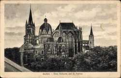 Südseite, St. Foillan