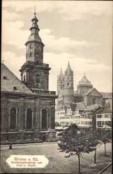Dreifaltigkeitskirche, Dom, Markt