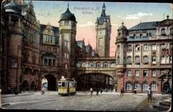 Rathaus, Straßenbahn