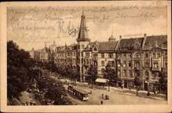 Partie am Graf Adolf Platz