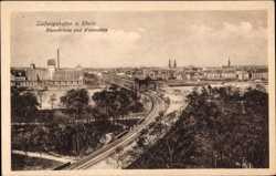 Walzmühle, Rheinbrücke