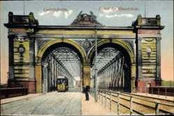 Portal der Rheinbrücke