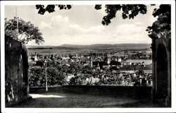 Blick vom Frauenberg