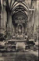 Innenansicht der Kirche