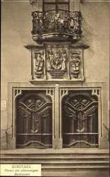 Portal des ehemaligen Rathauses