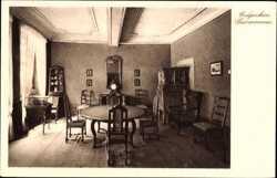 Speisezimmer im Goethehaus