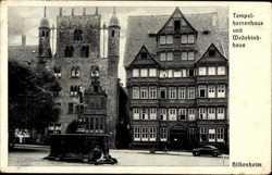 Tempelherrenhaus, Wedekindhaus