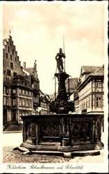 Rolandbrunnen, Rolandstift