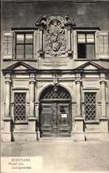 Portal des Landgerichts