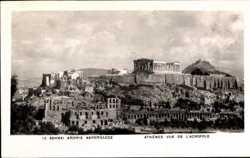 Vue de l'Acropole