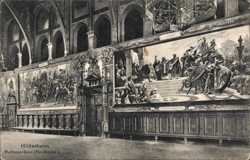 Rathaussaal, Nordseite