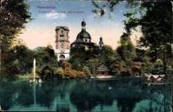 Friedrichspark mit Sternwarte
