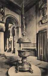 Taufbecken Michaeliskirche