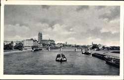 Dom von der Ebertbrücke