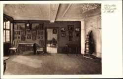 Kabinett, zweite Etage