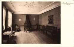 Musikzimmer, erste Etage