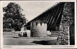 Ludwigsbrunnen und Gradierwerk
