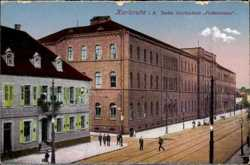 Techn. Hochschule Fridericiana