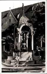 St. Magnus Brunnen