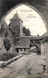Kobollzellertor, Inneres