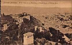 Ciudad desde Silla del Moro