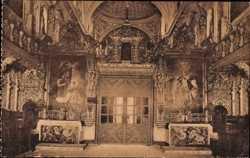 Altares en la Cartuja