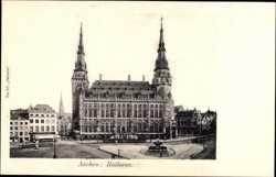 Rathaus, Platz