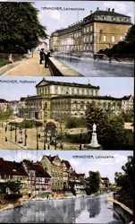 Hoftheater, Leineschloss, Leinepartie