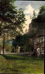 Triepsteinfelsen an der Schwarzwälder Straße