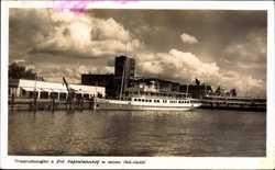 Hafenbahnhof, Salzstadel