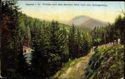 Straße zum Bahnhof, Spitzigenberg