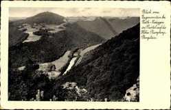 Blick vom Eugenienstein, Rurtal