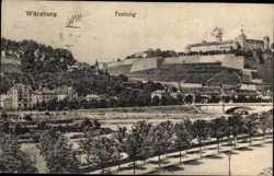 Blick zur Festung