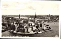 Riddarholmen fran Stadshuset