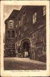 Porta Prätoria