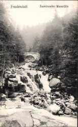 Raumünzacher Wasserfälle