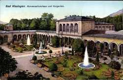 Konversationshaus und Kurgarten